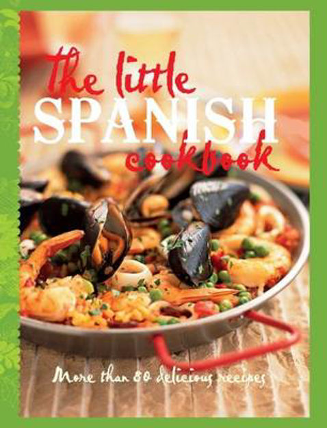 Picture of The Little Spanish Cookbook
