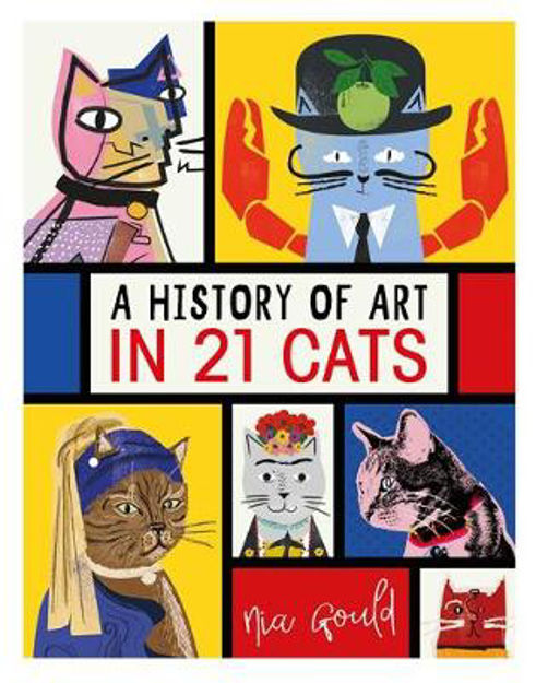 Picture of A History of Art in 21 Cats