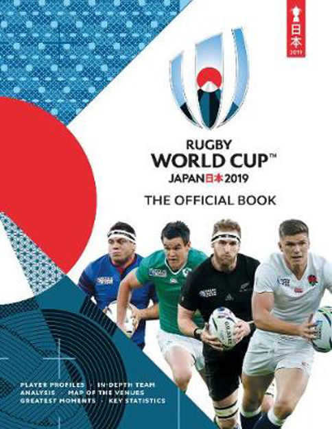 Picture of Rugby World Cup Japan 2019 Official Book