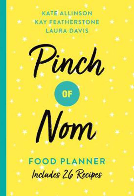 Picture of Pinch of Nom Food Planner: Includes 26 Recipes
