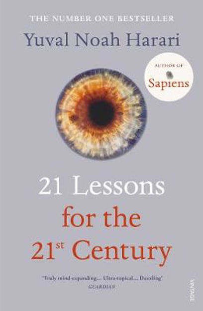 Picture of 21 Lessons for the 21st Century
