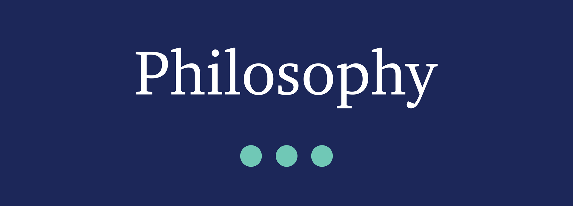 Picture for category Philosophy