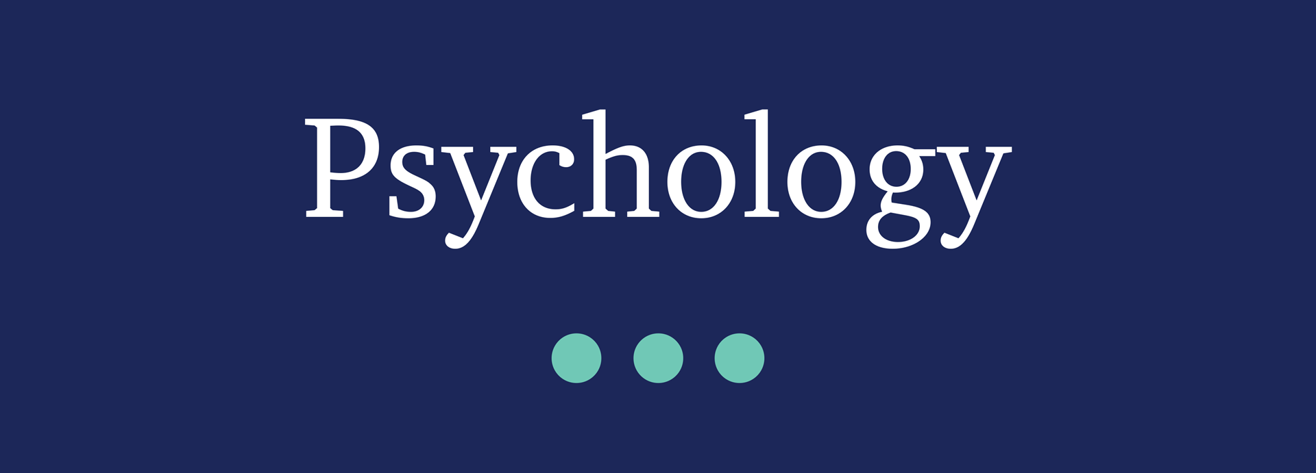 Picture for category Psychology