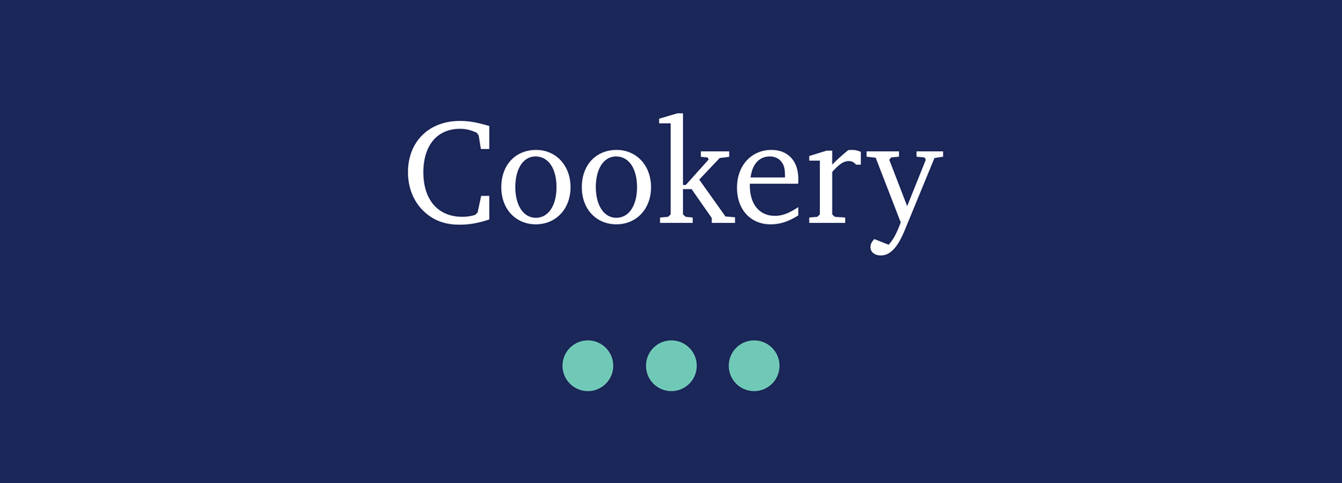 Picture for category Cookery